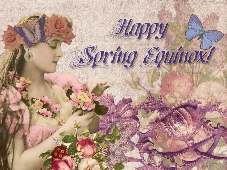 Spring Equinox Pagan