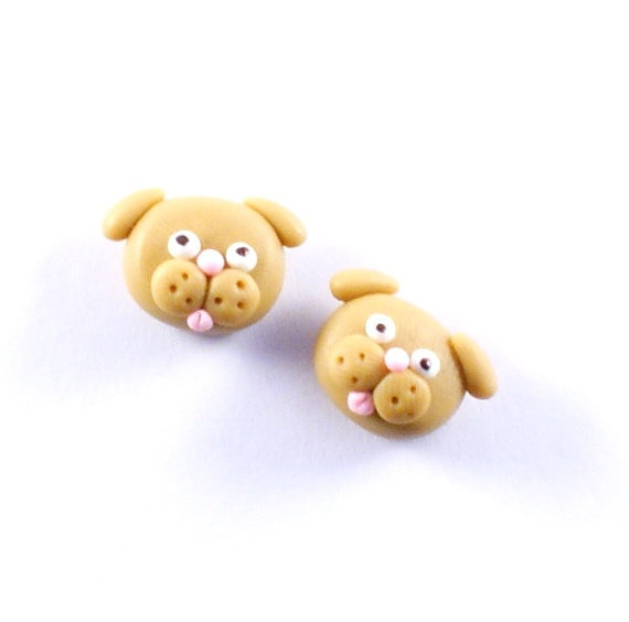 Pin by Sue Lucas on Cute Clay Animal Charms | Pinterest