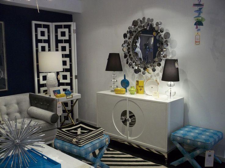 Jonathan Adler Living Room – Modern House