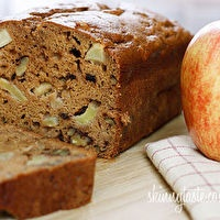 Applesauce Nut Bread by Skinny Taste | Food Pins I Want To Try | Pint ...