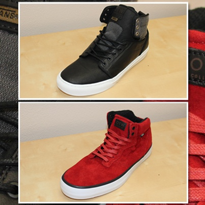 Vans OTW's are here. Let's have a showdown for the one you like best