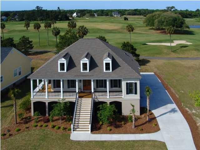 Big wrap around porch dream home pinterest for Beach house with wrap around porch