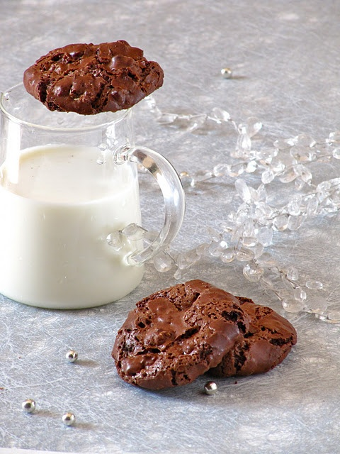 Chocolate Puddle Cookie — gluten-free, grain-free and diary-free too ...