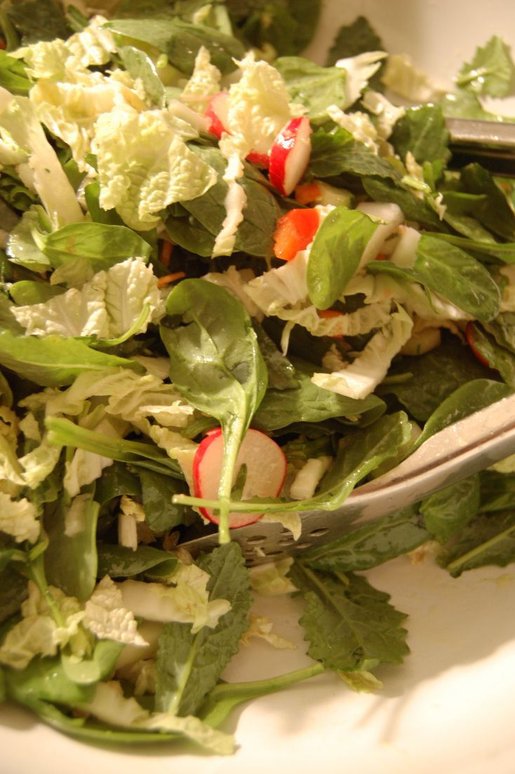 Healthy, simple homemade salad dressing | Healthy Living | Pinterest