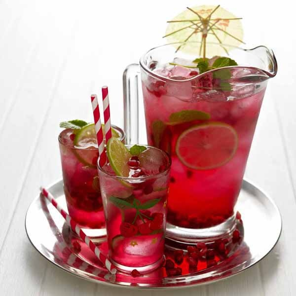 Pomegranate cooler #PicknPay #Christmas recipe