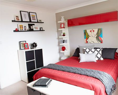space saving bedroom ideas