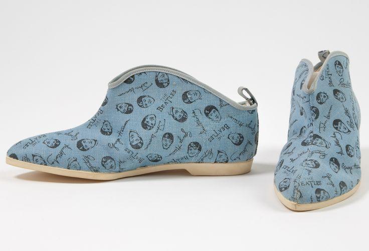 Beatles shoes