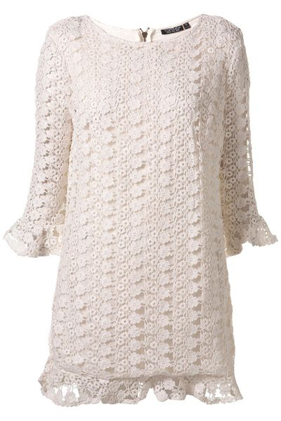 Crochet Clothing : Cool Pieces of Crochet Clothing ...