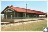 Ashford depot in Houston County, Alabama
