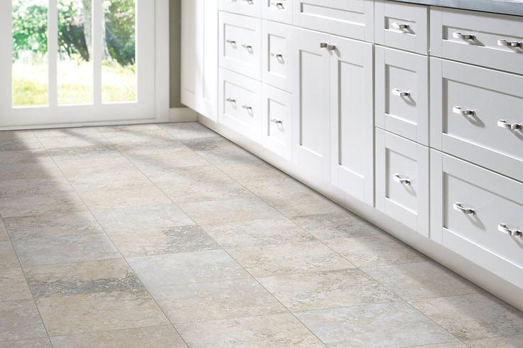 by Tukasa Creations  Carpet, Tile and Hardwood Floors on Kitchen