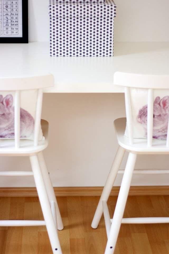 Kitchen Island With Drawers Ikea ~ Ein DIY Schreibtisch für Kinder von Ikea  Inspiration  Pinterest