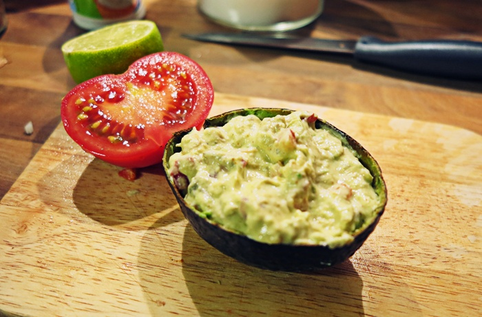 quick and simple: Guacamole | Sauce & Dip | Pinterest