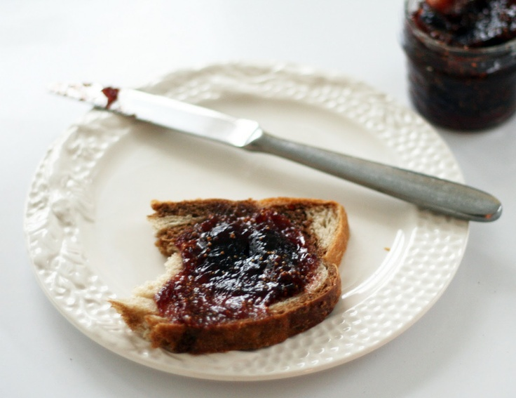 Coconut & Lime: Black Mission Fig Jam | cook : zymology & preserving ...
