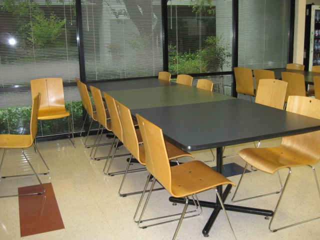 break room tables and chairs. Black Bedroom Furniture Sets. Home Design Ideas