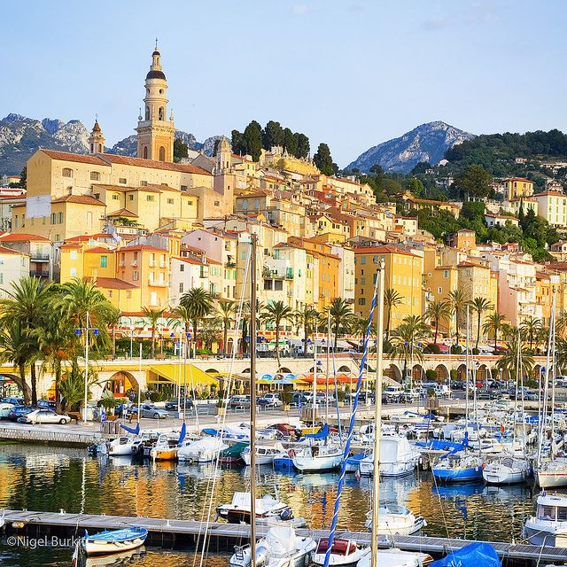 Menton France  City new picture : Menton, France | Favorite Places & Spaces | Pinterest