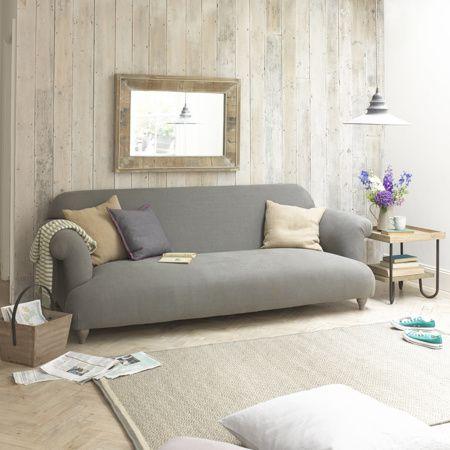 Wohnzimmer // modernes Landhaus