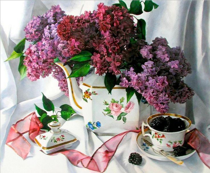 Kimberly Meuse  —  Lilac Spring (601x660)
