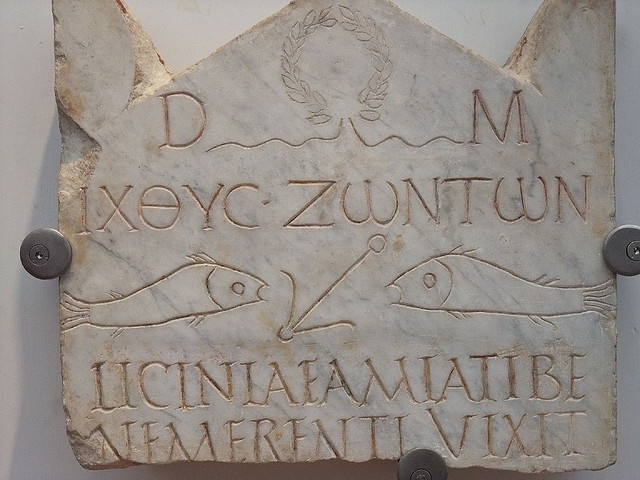 Ancient Early Christian Symbols