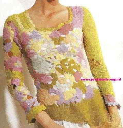 Crochet Magazine Free : crochet magazine...free patterns Crochet - wearables Pinterest