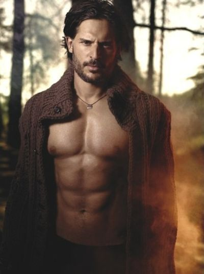 Alcide from True Blood