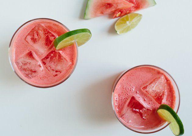 Sparkling Watermelon Limeade Recipes — Dishmaps