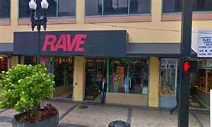 The rave clothing store Cheap clothing stores