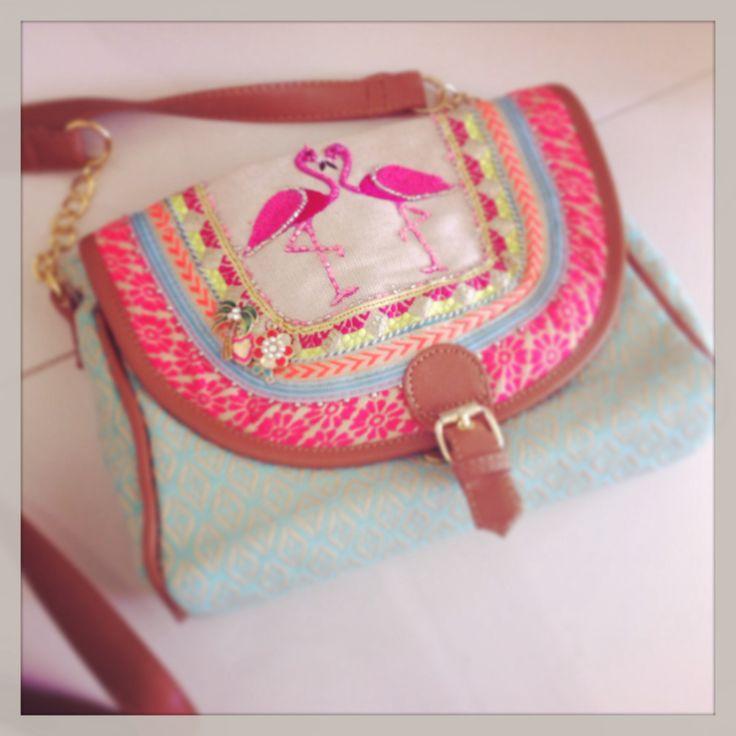 Boho bag #accessorize