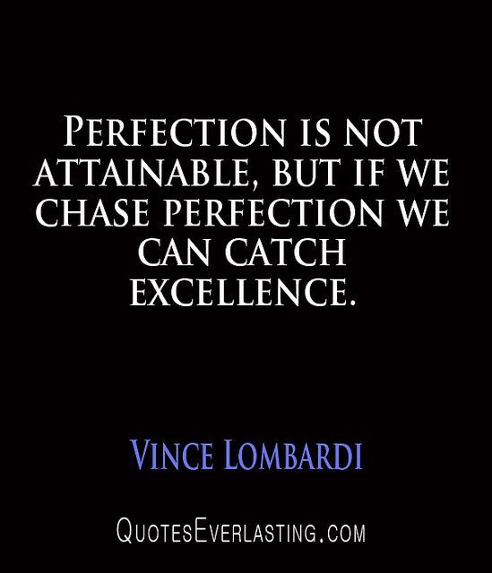 excellence quotes pinterest