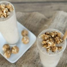 Peanut Butter Bomb Smoothie For Two | H E A L T H Y | D R I N K S | P ...