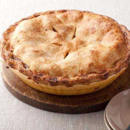 Deep Dish Apple Pie | Pie | Pinterest
