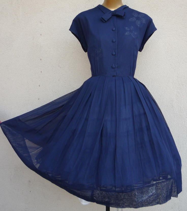 vintage blue just my style