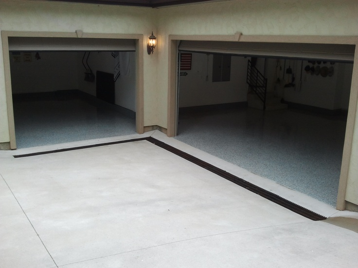 pin epoxy garage floor - photo #37