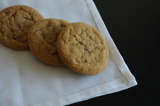 Going Beyond Cookies...: Spicy Ginger Cookies {12 Weeks of Christmas ...