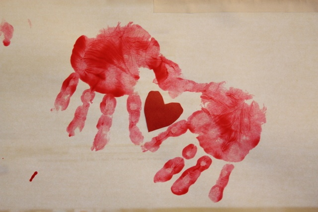 valentine day crafts for toddlers