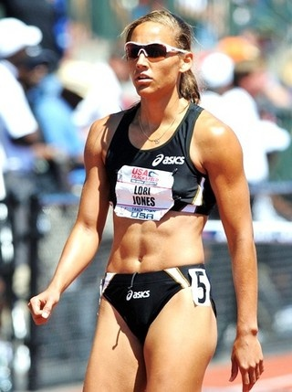 Lori LoLo JonesLori Lolo Jones