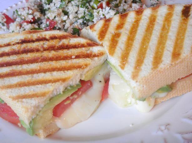 California veggie sandwich | Recipe