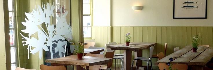 The Wild Garlic Beaminster Mat Follas - Restaurant