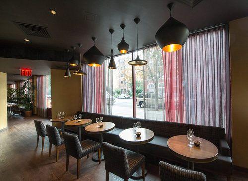 Dise o de restaurantes modernos hotel restaurant - Decoracion bares modernos ...