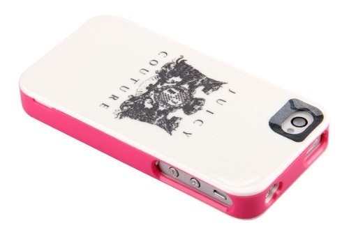 iPhone 4 / 4S (white / pink) by Juicy Couture. $19.99. juicy couture ...