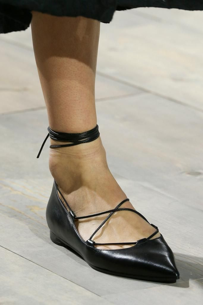 shoes @ Michael Kors Spring 2015
