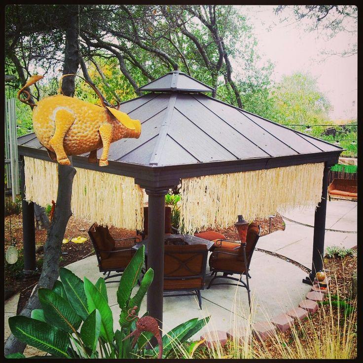 Backyard Tiki Bar Designs : backyards