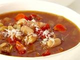 Minestrone  made this tonight and its very yummy. 1 added can of red ...