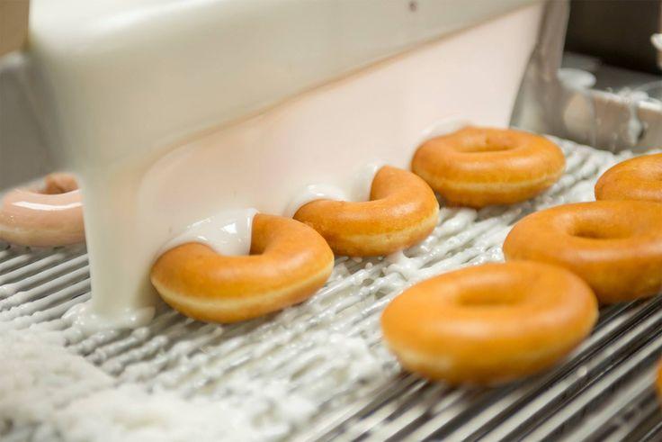 Krispy Kreme Doughnuts | Krispy Kreme | Pinterest