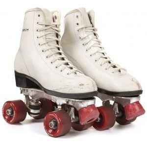 LOVED roller skating!