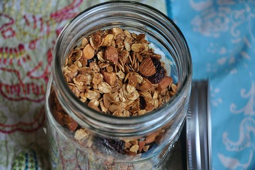 Cherry Almond Granola by Turntable Kitchen, via Flickr