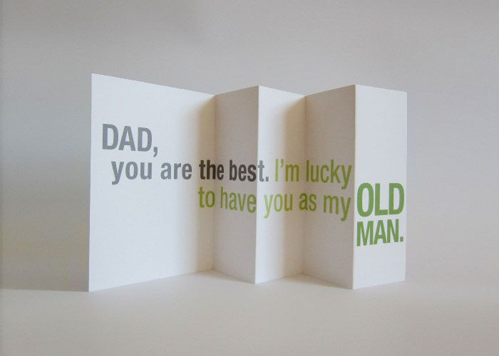 Fold-out Greeting Cards Are Surprisingly Sweet on the Inside