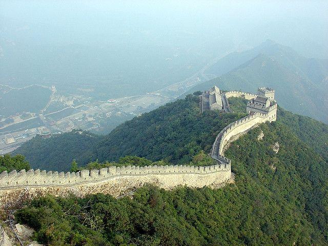 Muralha da china arquitetura pinterest for A grande muralha da china