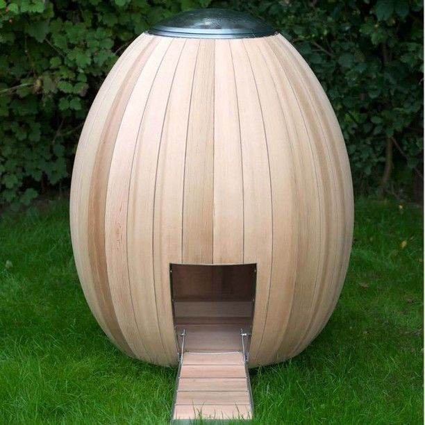 The nogg modern chicken coop art design pinterest for Modern chicken coop