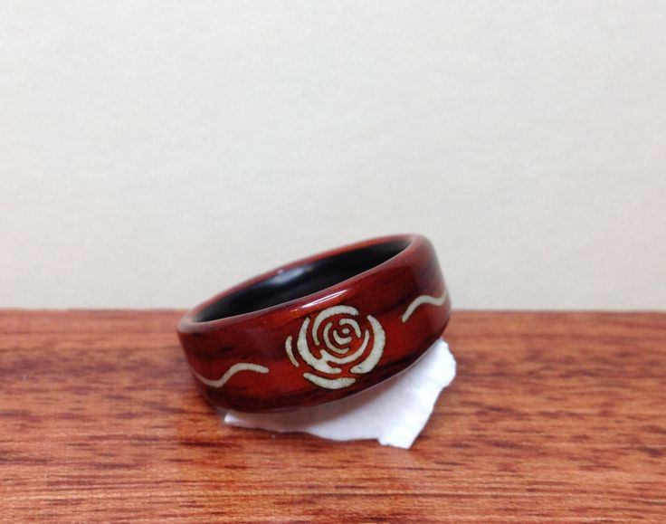 Pin By For The Love Of Wood Rings On Carved Engagement