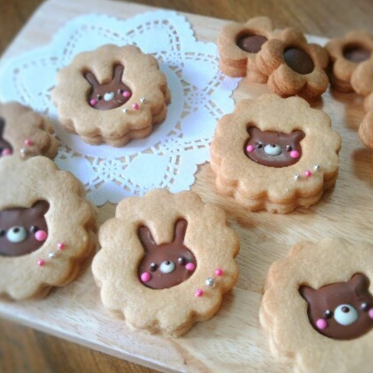 Chocolate cookies tutorial // | biscotti cookies | Pinterest